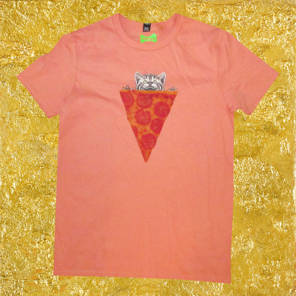 PURRRFECT PIZZA Limited Edition T-Shirt
