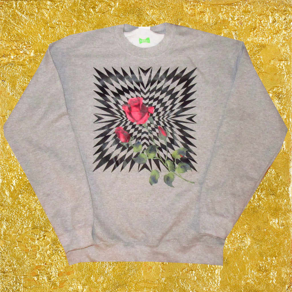 BLiSS FROM A ROSE Sweatshirt