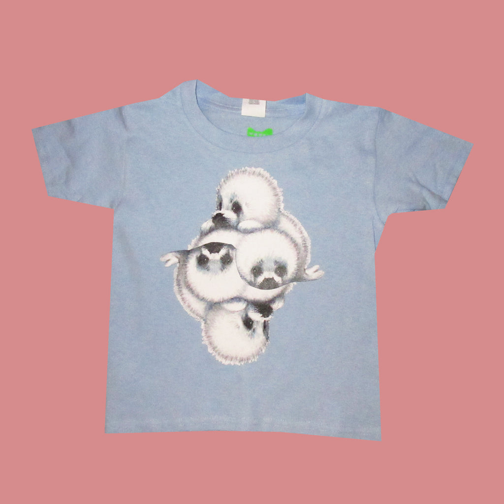 SEAL THE DEAL Kids T-Shirt
