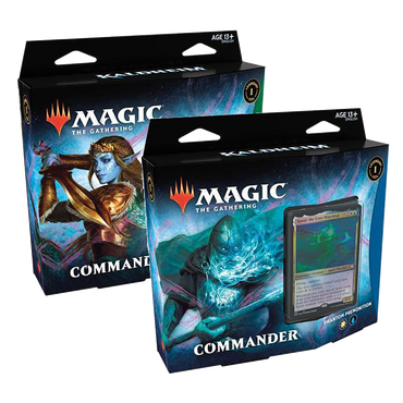 KALDHEIM COMMANDER DECKLISTS