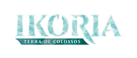 IKORIA: TERRA DE COLOSSOS / IKORIA LAIR OF BEHEMOTHS