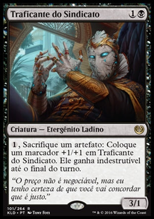 Traficante do Sindicato / Syndicate Trafficker-Magic: The Gathering-MoxLand