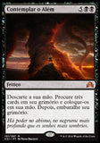 Contemplar o Além / Behold the Beyond-Magic: The Gathering-MoxLand