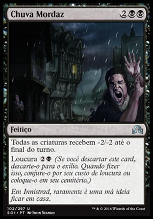 Chuva Mordaz / Biting Rain-Magic: The Gathering-MoxLand