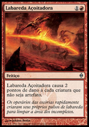 Labareda Açoitadora / Whipflare-Magic: The Gathering-MoxLand