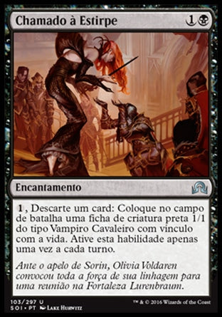 Chamado à Estirpe / Call the Bloodline-Magic: The Gathering-MoxLand