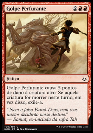 Golpe Perfurante / Puncturing Blow-Magic: The Gathering-MoxLand