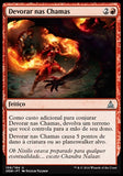 Devorar nas Chamas / Devour in Flames-Magic: The Gathering-MoxLand