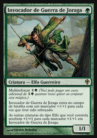Invocador de Guerra de Joraga / Joraga Warcaller-Magic: The Gathering-MoxLand