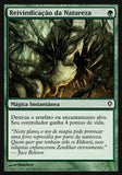 Reivindicação da Natureza / Nature's Claim-Magic: The Gathering-MoxLand