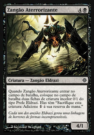 Zangão Aterrorizante / Dread Drone-Magic: The Gathering-MoxLand
