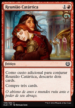 Reunião Catártica / Cathartic Reunion-Magic: The Gathering-MoxLand