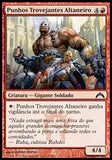 Punhos Trovejantes Altaneiro / Towering Thunderfist-Magic: The Gathering-MoxLand