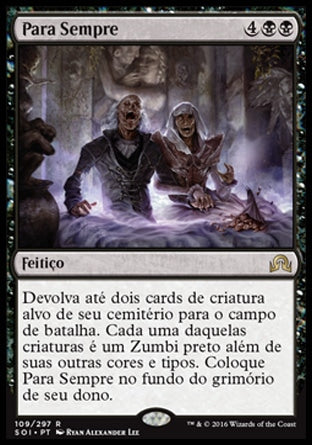 Para Sempre / Ever After-Magic: The Gathering-MoxLand