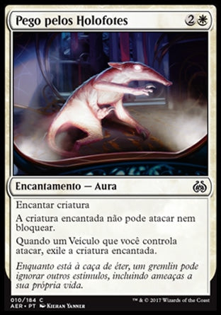 Pego pelos Holofotes / Caught in the Brights-Magic: The Gathering-MoxLand