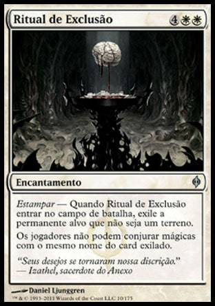 Ritual de Exclusão / Exclusion Ritual-Magic: The Gathering-MoxLand