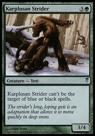 Andarilho Karplusano / Karplusan Strider-Magic: The Gathering-MoxLand