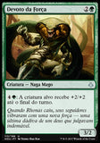 Devoto da Força / Devotee of Strength-Magic: The Gathering-MoxLand