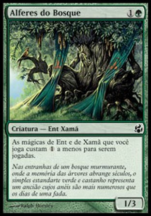 Alferes do Bosque / Bosk Banneret-Magic: The Gathering-MoxLand