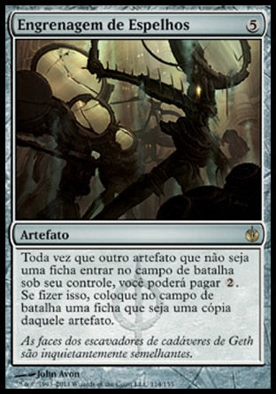 Engrenagem de Espelhos / Mirrorworks-Magic: The Gathering-MoxLand