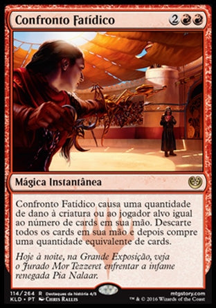 Confronto Fatídico / Fateful Showdown-Magic: The Gathering-MoxLand