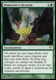 Alimentar a Alcateia / Feed the Pack-Magic: The Gathering-MoxLand