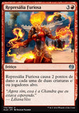 Represália Furiosa / Furious Reprisal-Magic: The Gathering-MoxLand