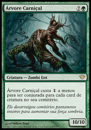 Árvore Carniçal / Ghoultree-Magic: The Gathering-MoxLand