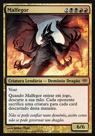 Malfegor / Malfegor-Magic: The Gathering-MoxLand