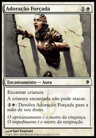 Adoração Forçada / Forced Worship-Magic: The Gathering-MoxLand
