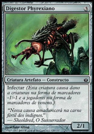 Digestor Phyrexiano / Phyrexian Digester-Magic: The Gathering-MoxLand