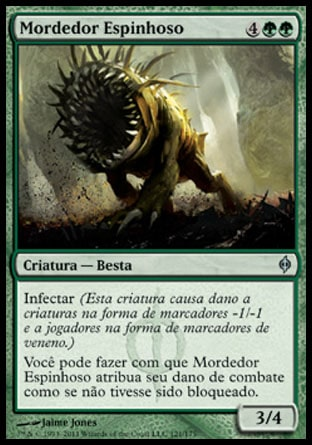 Mordedor Espinhoso / Spinebiter-Magic: The Gathering-MoxLand