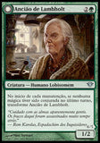 Ancião de Lambholt / Lambholt Elder-Magic: The Gathering-MoxLand