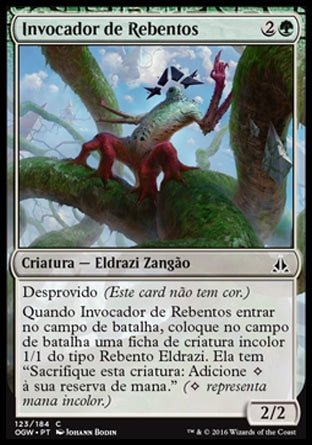 Invocador de Rebentos / Scion Summoner-Magic: The Gathering-MoxLand