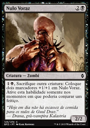 Nulo Voraz / Voracious Null-Magic: The Gathering-MoxLand
