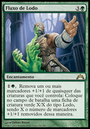 Fluxo de Lodo / Ooze Flux-Magic: The Gathering-MoxLand