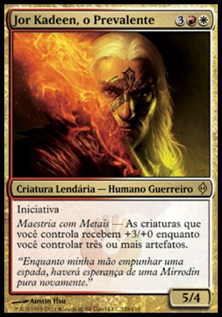 Jor Kadeen, o Prevalente / Jor Kadeen, the Prevailer-Magic: The Gathering-MoxLand