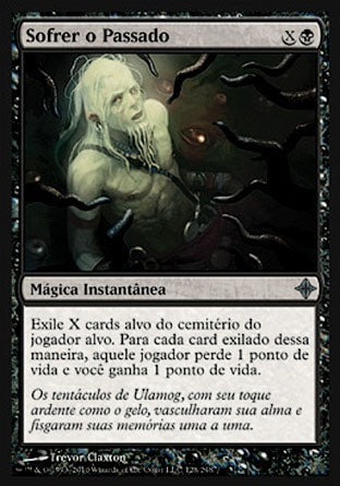Sofrer o Passado / Suffer the Past-Magic: The Gathering-MoxLand