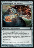 Bumerangue de Navalha / Razor Boomerang-Magic: The Gathering-MoxLand