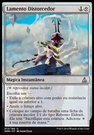 Lamento Distorcedor / Warping Wail-Magic: The Gathering-MoxLand