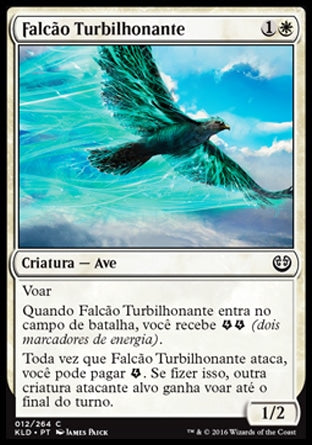 Falcão Turbilhonante / Eddytrail Hawk-Magic: The Gathering-MoxLand