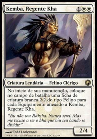 Kemba, Regente Kha / Kemba, Kha Regent-Magic: The Gathering-MoxLand