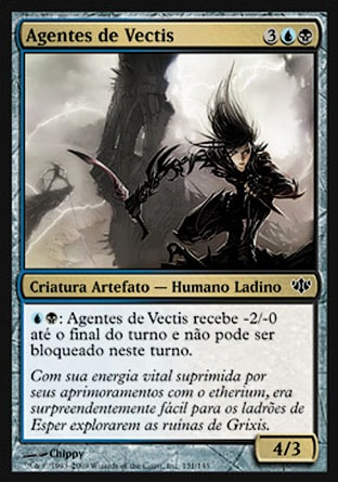 Agentes de Vectis / Vectis Agents-Magic: The Gathering-MoxLand