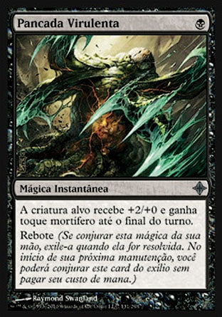 Pancada Virulenta / Virulent Swipe-Magic: The Gathering-MoxLand