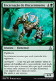 Encarnação do Discernimento / Embodiment of Insight-Magic: The Gathering-MoxLand