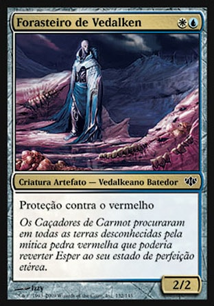 Forasteiro de Vedalken / Vedalken Outlander-Magic: The Gathering-MoxLand
