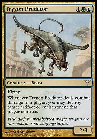 Arraia Predadora / Trygon Predator-Magic: The Gathering-MoxLand