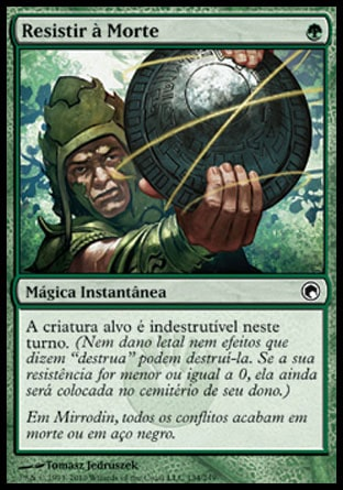 Resistir à Morte / Withstand Death-Magic: The Gathering-MoxLand