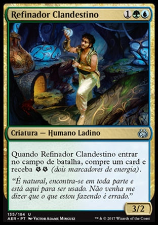 Refinador Clandestino / Rogue Refiner-Magic: The Gathering-MoxLand