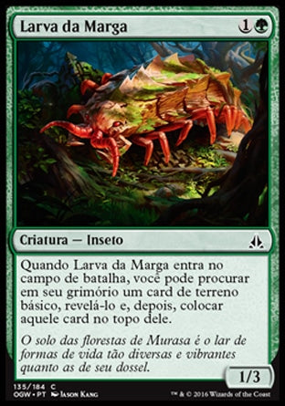 Larva da Marga / Loam Larva-Magic: The Gathering-MoxLand